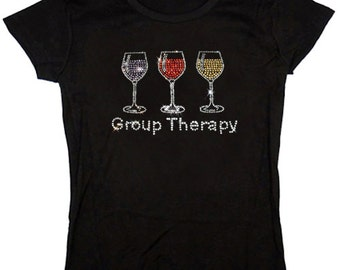 Ladies T-shirt / Group Therapy