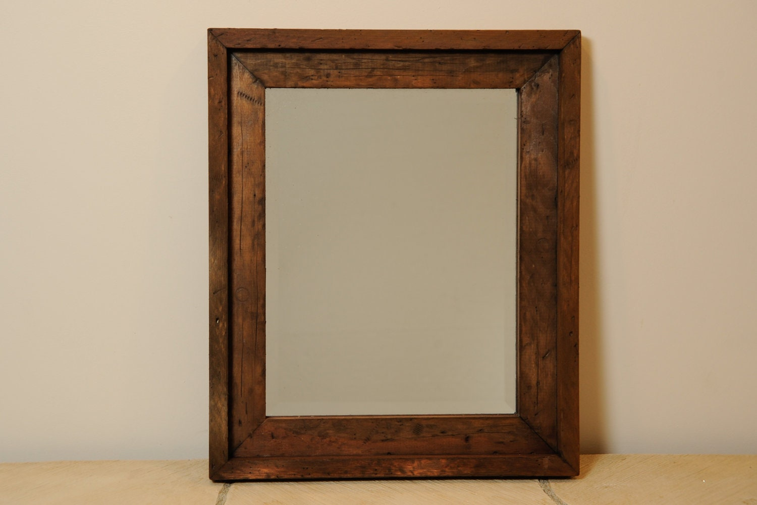 Amazoncom barnwood mirror Home amp Kitchen