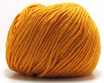 Bambool Yarn in Orange by Elsebeth Lavold