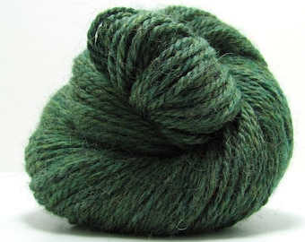 Qina Yarn in Jungle Green by Mirasol
