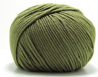 Cashmere Merino Silk in Artichoke by Sublime