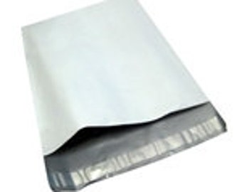 """100 14.5"""" X 19"""" Poly Mailers Shipping Bag for USPS, FEDEX, Ups From TheShippingGuru"""