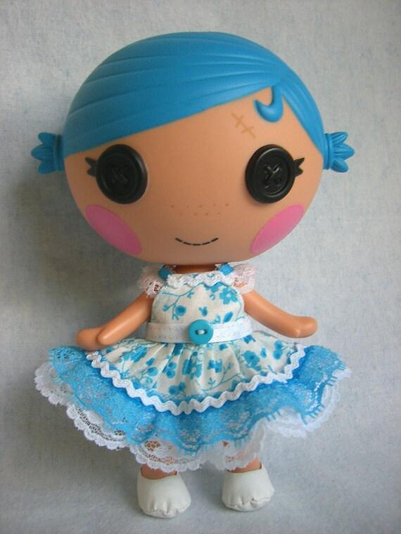 "Lalaloopsy Littles - ""Bluebell"" Dress"