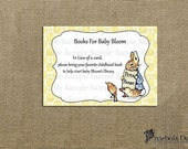 Classic Peter Rabbit Book Insert/ Thank You Card (Peter Rabbit Classic Collection)
