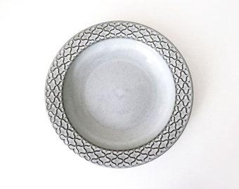 Vintage // IHQ // Soup plate // Cordial // Jens Quistgaard // Richard Nissen // Bing & Grøndahl // Danish Design // Denmark