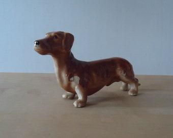 Vintage Daschund Figurine