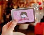 Tin Box Sticker Set - Sticker Set - Korean Style Sticker Set - 20 Sheets