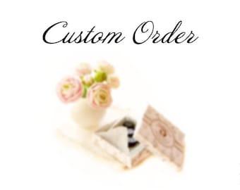 Custom Order for B.