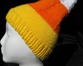 Candy Corn Kids' Hat