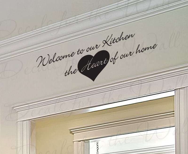 welcome our kitchen heart our home kitchen dining room mom