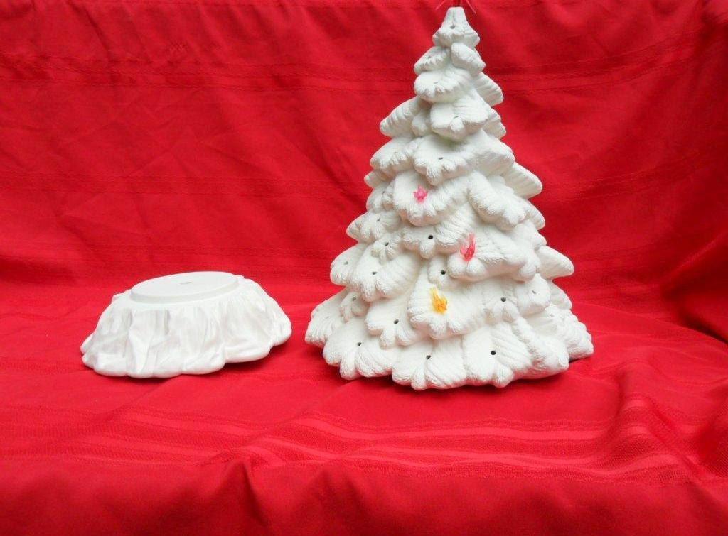 Ceramic Christmas Tree Kit