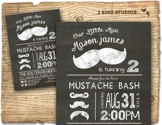 Mustache Party Invitations was very inspiring ideas you may choose for invitation ideas