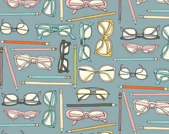 Sunglasses from Type by Julia Rothman for Windham Fabrics