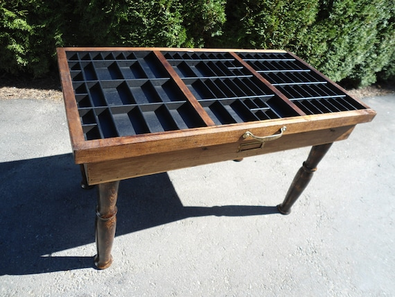Items Similar To Coffee Table Display Case On Etsy