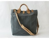 Garrison Bag (Grey)
