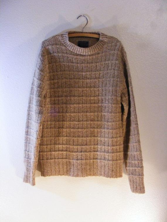 Vintage Pendleton Wool Men's Sweater - Size M