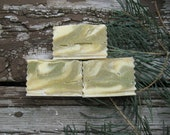 Winter Wonderland (Spruce and Wintergreen) Handmade Soap (Gluten Free and Vegan)