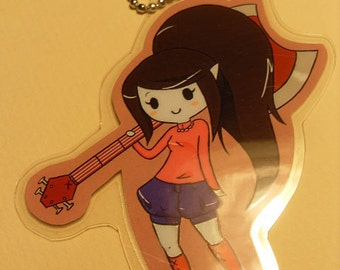Marceline Keychain