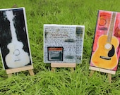 Music Series Coasters - Mix & Match any Coaster Create Set of 4