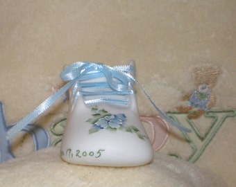 Boys Standard Porcelain Baby Shoe