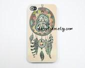 Dream pretty iPhone 4 Case, iPhone 4s Case, iPhone 4 Cover, Hard iPhone 4 Case , silicone iphone 4 case