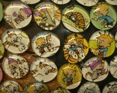 The Original CALVIN and HOBBES Color MAGNETS