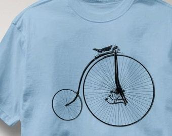 Bicycle T Shirt Facile 1880 Cycling Tee Shirt Mens Womens Ladies Youth Kids