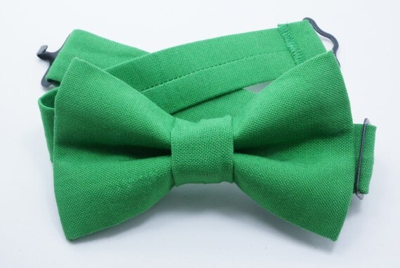Bow Tie - Green Bowtie