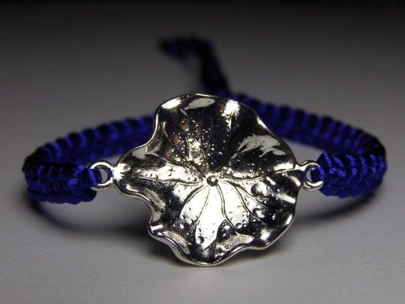 Lotus Leaf  Bracelet