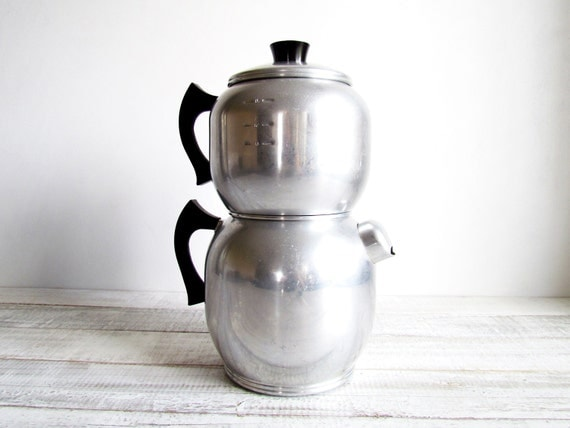 Vintage 1945 Kwik Drip Coffee Maker By Iasvintage On Etsy