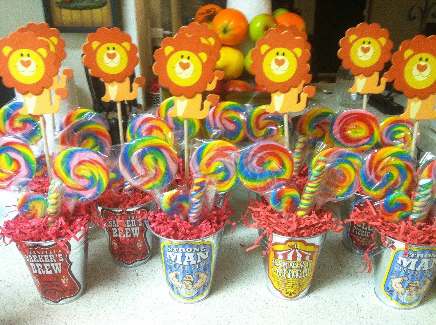 Popular items for candy centerpieces on Etsy