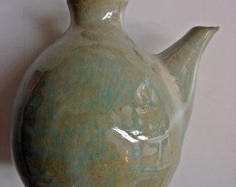 Ponzu or soy sauce bottle