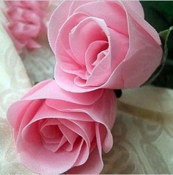 Garden Roses Flower Petal: Pink Rose Flower Seeds Garden Rose Petals Grow Your Own 10