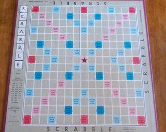 Vintage 1948 Style Scrabble Boards