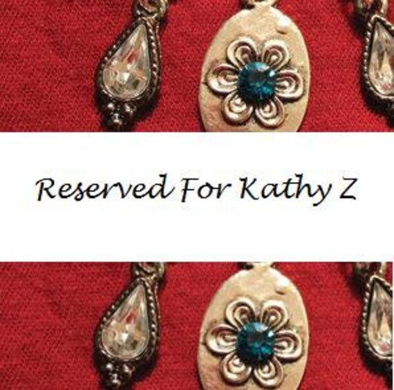 Reserved For Kathy Z