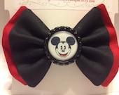 Disney Inspired Vintage Mickey Bow