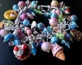 Sweet Treat Charm Bracelet