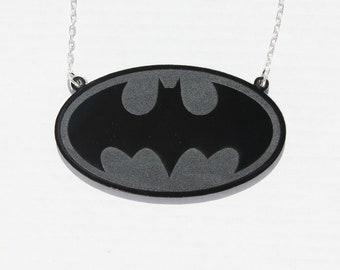 The Amazing Batman necklace