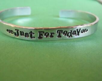 """Just for Today bracelet"""" bracelet Spiritually Inspired item B2"""