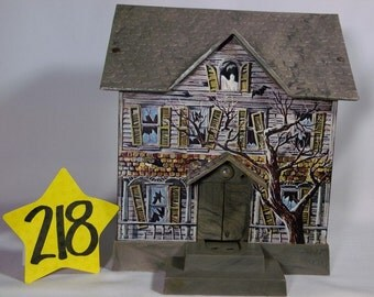 1969 Disney Haunted House Bank