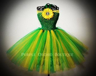 Popular items for nfl tutu dress on etsy for Green bay packers wedding dress