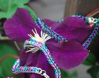 Anodized Aluminum bracelets