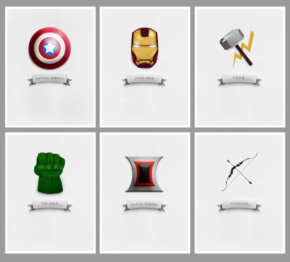 Hawkeye Avengers Symbol