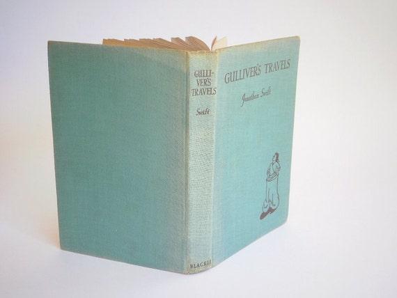 Vintage Book Gulliver's Travels