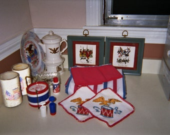 29 items BiCentennial 1776-1996 Collection Items Group D