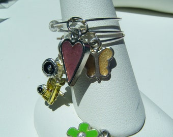 a wine glass charm for everyone