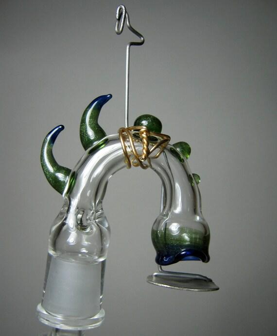 Ti swing shower head bell  14mill female