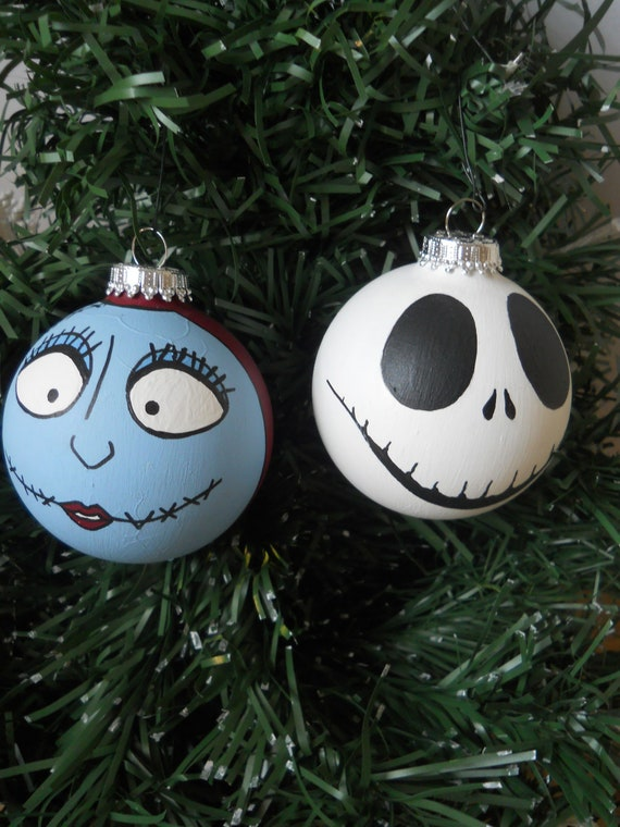 Nightmare Before Christmas Decorations Christmas