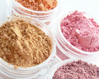50% off Christmas in July | 10g Mineral Blush Makeup - CHOOSE YOUR COLOR