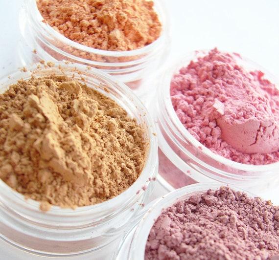 10g Mineral Blush Makeup - CHOOSE YOUR COLOR